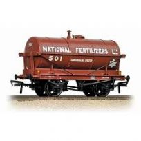 Bachmann 37-660 14T Tank Wagon National Fertiliser